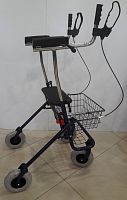 Rollators LK 7010 rollator with second-hand support