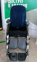Functional wheelchair Handcare